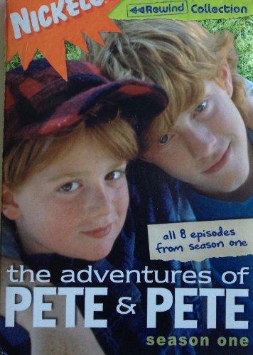 9781415707630: The Adventures of Pete & Pete - Season 1