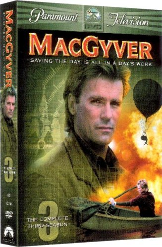 9781415709696: Macgyver - The Complete Third Season
