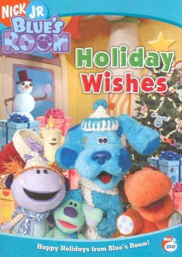 9781415709863: Blue's Clues: Holiday Wishes