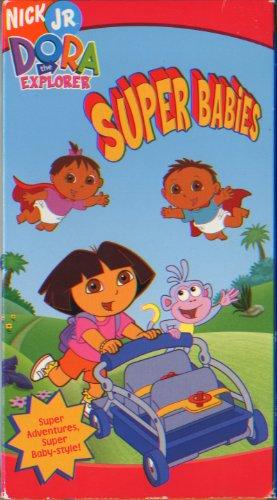 9781415709962: Dora the Explorer: Super Babies [VHS]