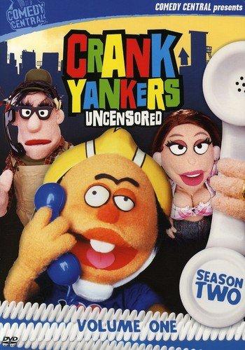9781415711071: Crank Yankers Uncensored - Season Two, Volume One