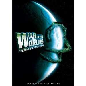 9781415713792: War of the Worlds - The Complete First Season