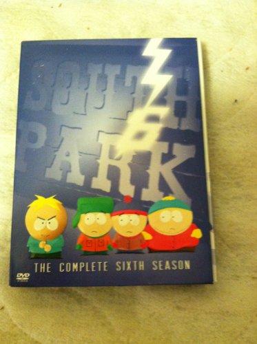 9781415714782: South Park: Season 6