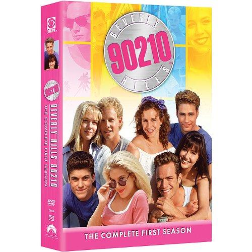 9781415717219: Beverly Hills 90210 - The First Season [DVD]