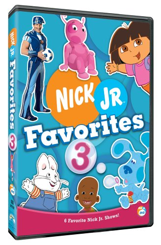 9781415719534: Nick Jr. Favorites - Vol. 3