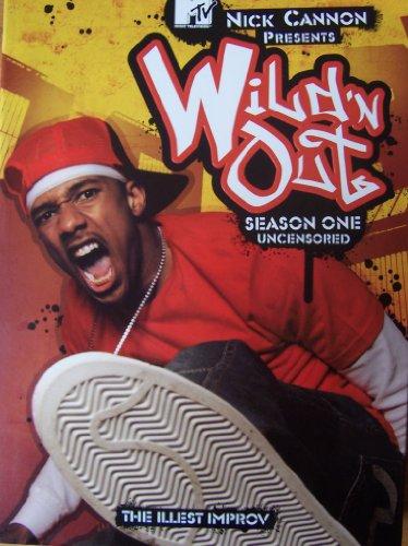 9781415719954: Nick Cannon Presents: Wild 'N Out - Season 1