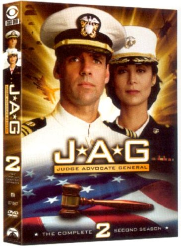 9781415723401: JAG: The Complete Second Season [DVD]