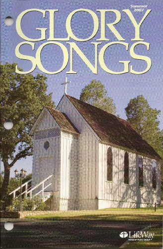 9781415806128: Glory Songs (LifeWay Christian Resources)