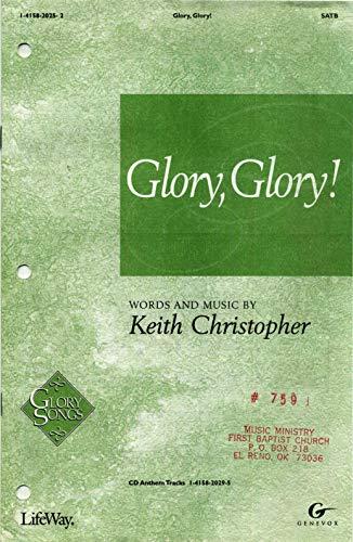 9781415820254: Glory, Glory! Sheet Music