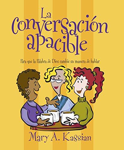 9781415825914: La conversación apacible - libro para el discipulo (Conversation Peace Member Book - Spanish Edition)