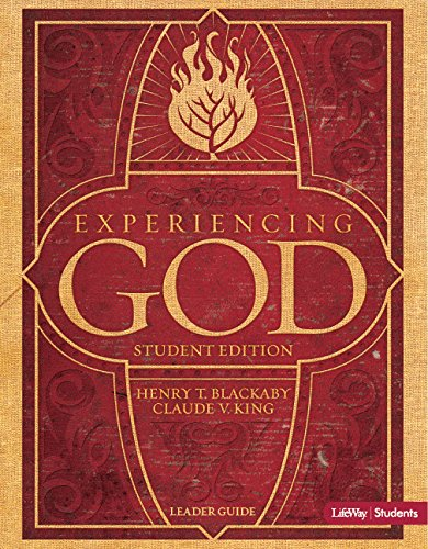 9781415828595: Experiencing God - Youth Edition Leader Guide