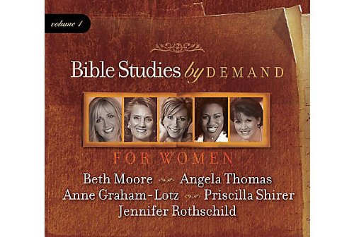 9781415832448: Bible Studies By Demand for Women