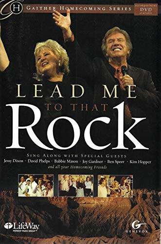 9781415833032: Lead Me to That Rock Choral Book
