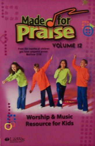 9781415833162: Made for Praise Vol 12 Choral Book