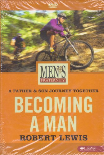 9781415852644: Mens Fraternity Becoming a Man DVD Kit