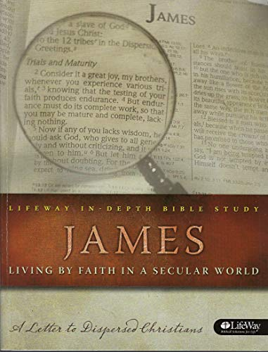 9781415852774: Lifeway Indepth Bible Study James