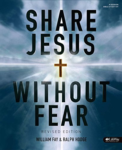 9781415852798: Share Jesus Without Fear - Leader Kit