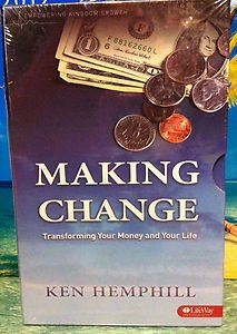 Making Change Member Book: Hemphill, Ken