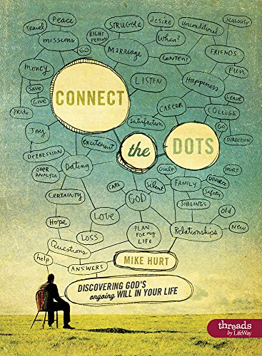 9781415857304: Connect The Dots: Discovering God's Ongoing Will In Your Life - Member Book