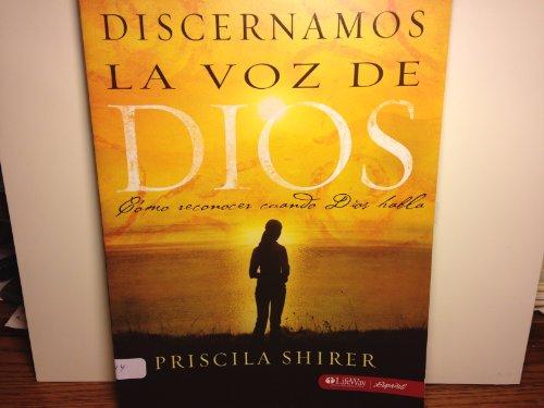 9781415861035: Discernamos La Voz De Dios Discerning Th
