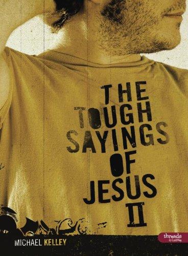 9781415865194: Tough Sayings of Jesus: Volume 2 (Member Book)