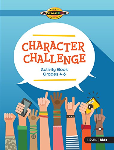 9781415865682: TeamKID: Character Challenge - Activity Book for Grades 4-6