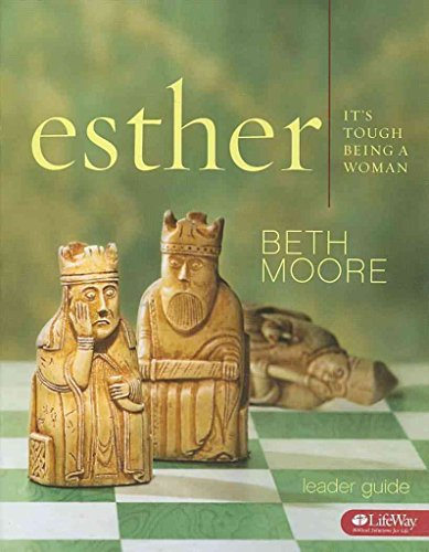 9781415865941: Esther - Leader Guide: It's Tough Being a Woman