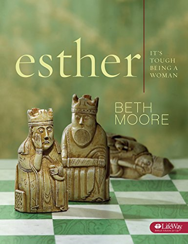Esther - Bible Study Book: Beth Moore