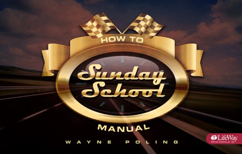 9781415865989: How to Sunday School Manual