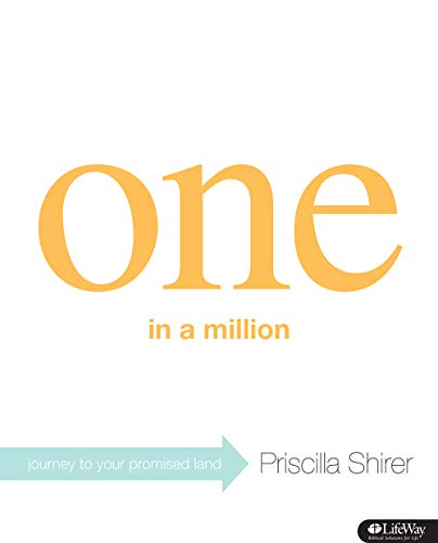 9781415866054: One in a Million: Journey to Your Promised Land (Bible Study Book)