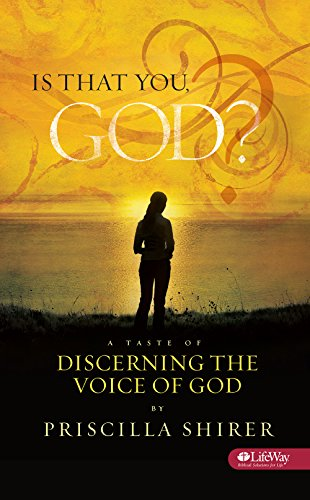 Is That You God? - Booklet: A: Shirer, Priscilla