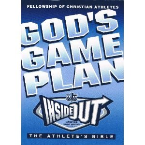 9781415867181: God's Game Plan: The Athlete's Bible