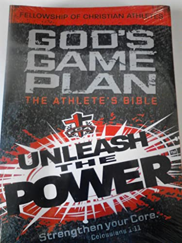 9781415867365: God's Game Plan: The Athlete's Bible (Game Changer, Make a Play)