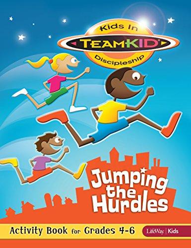 9781415867433: TeamKID: Jumping the Hurdles - Activity Book Grades 4-6