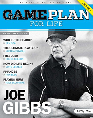 Game Plan for Life, Vol. 1 : Joe Gibbs; Barry