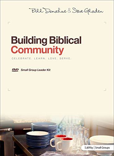 9781415868799: Building Biblical Community - Leader Kit