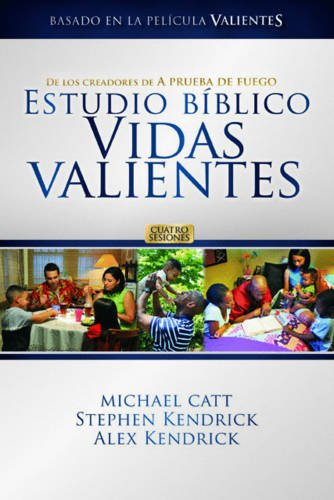 9781415868867: Estudio Biblico Vidas Valientes Para El Participante