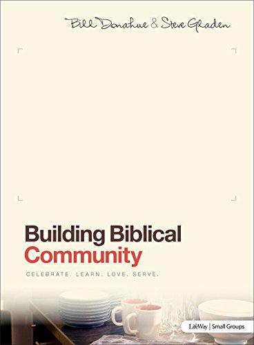 9781415869741: Building Biblical Community - Member Book