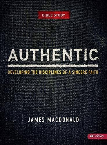9781415870778: Authentic Leader Kit: Developing the Disciplines of a Sincere Faith