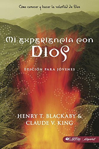 9781415870945: Mi Experiencia con Dios Edicion Para Jovenes (Experiencing God Bible Study for Youth, Member Book) (Spanish Edition)