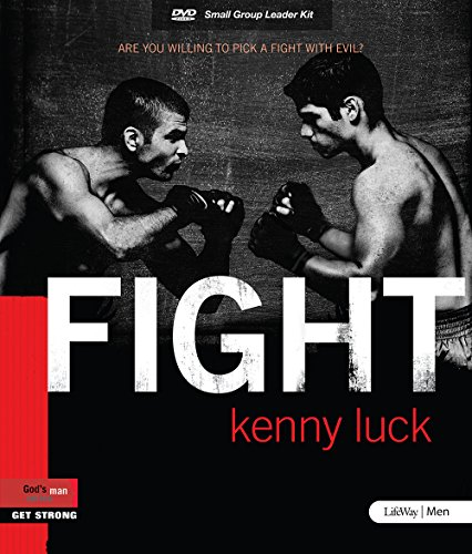 9781415871935: FIGHT: Are You Willing to Pick a Fight with Evil? - Leader Kit (God's Man)