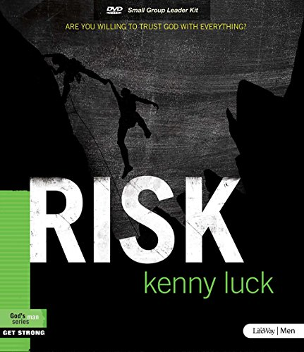 9781415871997: RISK - DVD Leader Kit: Are You Willing to Trust God with Everything (God's Man)