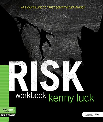 9781415872000: RISK - Member Book: Are You Willing to Trust God with Everything (God's Man)