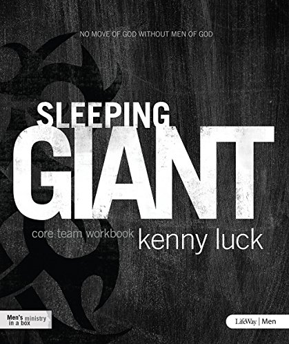 Sleeping Giant: No Move of God Without Men of God (Workbook) (141587204X) by Kenny Luck