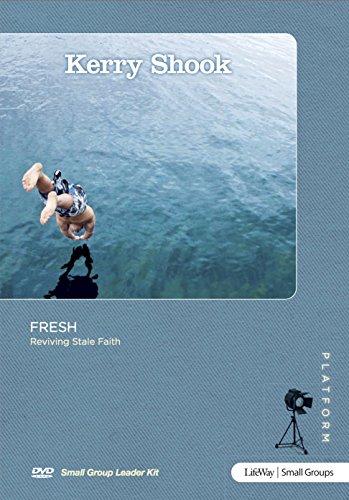 9781415872109: Fresh: Reviving Stale Faith (DVD Leader Kit) (Platform)