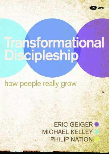 9781415872246: Transformational Discipleship DVD