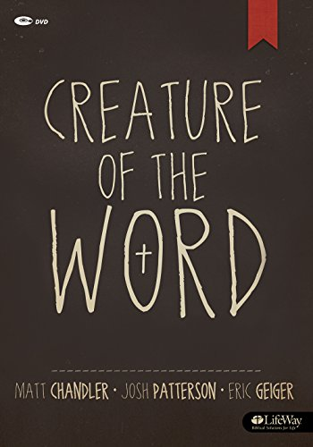 9781415872253: Creature of the Word: The Jesus-Centered Church (DVD Leader Kit)