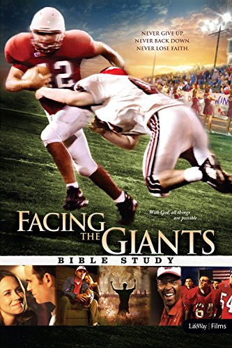 9781415874370: Facing the Giants Bible Study (DVD Leader Kit)