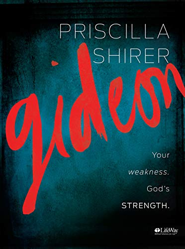 9781415875551: Gideon - Bible Study Book: Your Weakness. God's Strength.