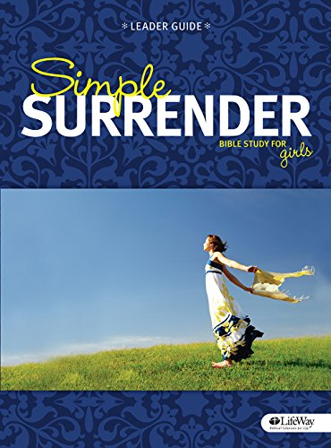 9781415876978: Simple Surrender Leader Book